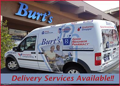 Burt's Pharmacy