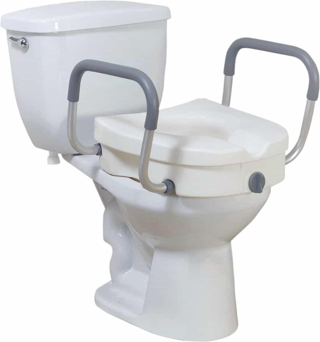 Raised Toilet Seats | Burt's Pharmacy