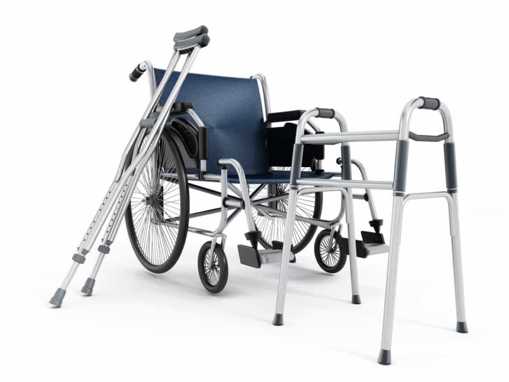 Wheelchair, Crutches, and Walker | Burt's Pharmacy