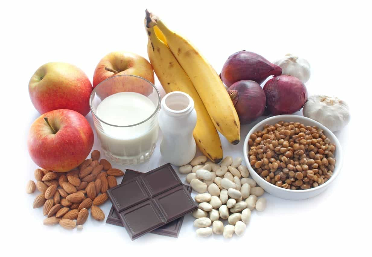 what can you eat when you have intestinal infection